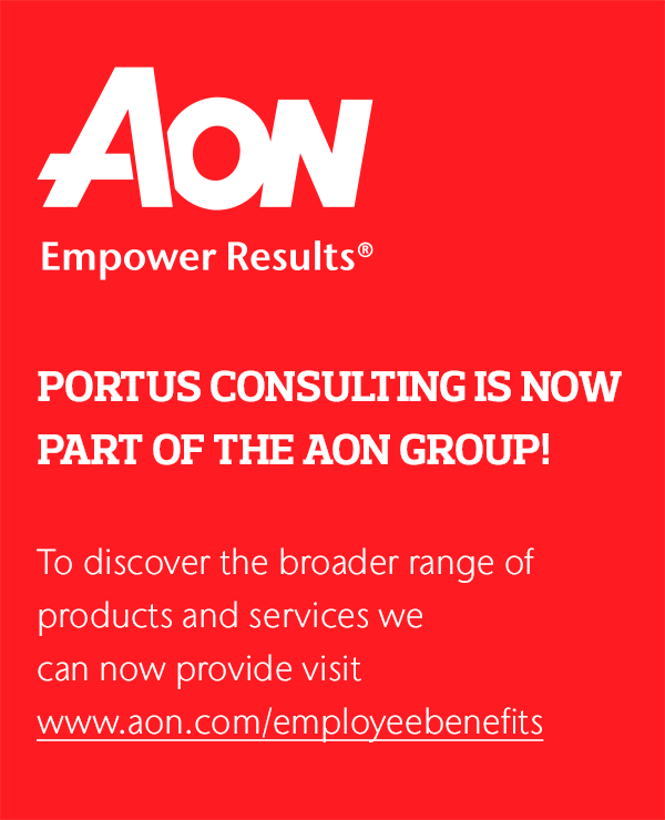Portus Consulting is now part of the Aon Group!